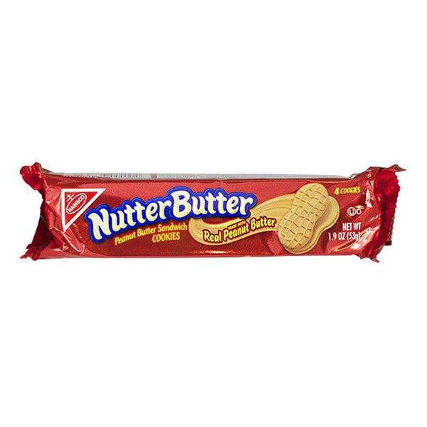 Nutter Butter Peanut Butter Cookies - 1.9 oz.