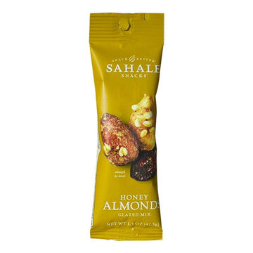 Sahale Honey Almonds Glazed Mix - 1.5 oz.