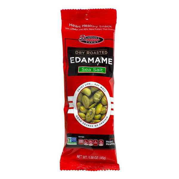 Seapoint Farms Dry Roasted Edamame - 1.58 oz.