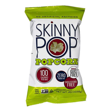 Skinny Pop 100 Calories Popcorn - 0.65 oz.