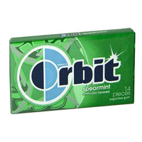 Orbit Spearmint Gum - 14 Pieces
