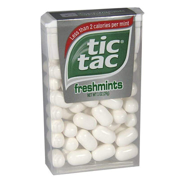 Tic Tac Freshmints - 1 oz.