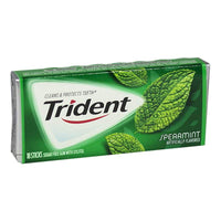 Trident Spearmint Gum - 18 Sticks