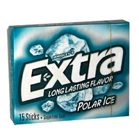 Wrigley's Extra Polar Ice Gum - 15 Sticks