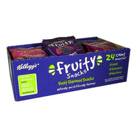 DISCONTINUED - Kellogg's Fruity Snacks - 2.5 oz.