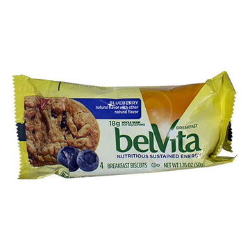 BelVita Blueberry Breakfast Biscuits - 1.76 oz.
