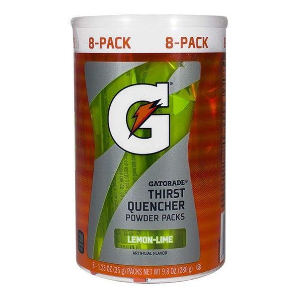 DBW - Gatorade Lemon Lime Powder Pack - 1.23 oz.