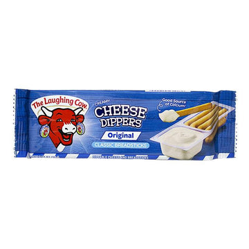 Laughing Cow Cheese w/Breadsticks - 1.23 oz.