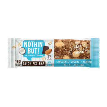 DISCONTINUED - Nothin But! Chocolate Coconut Almond Bar - 1.4 oz.