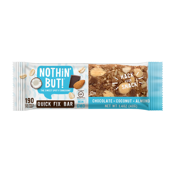 Nothin But! Chocolate Coconut Almond Bar - 1.4 oz.