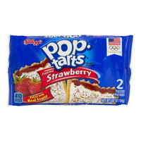 Pop Tarts Strawberry, 2 ct.