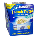 Starkist Chunk Light Tuna Lunch To-Go - 4.1 oz. Kit