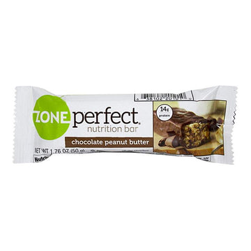 Zone Perfect Nutrition Bar Chocolate Peanut Butter - 1.76 oz.