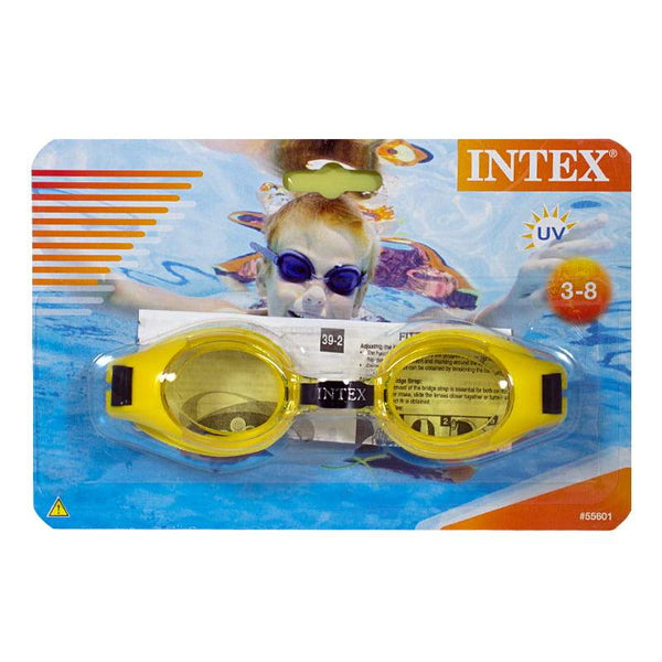 Intex Kids Swim Goggles - Ages 3 to 8
