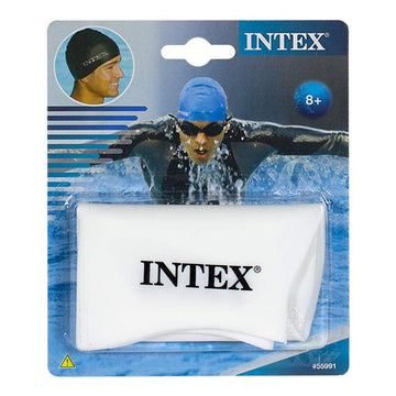 Intex Silicone Swim Cap