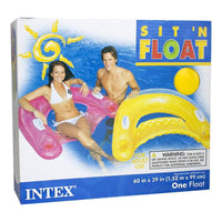 Intex Sit 'n Float - For Adults Only