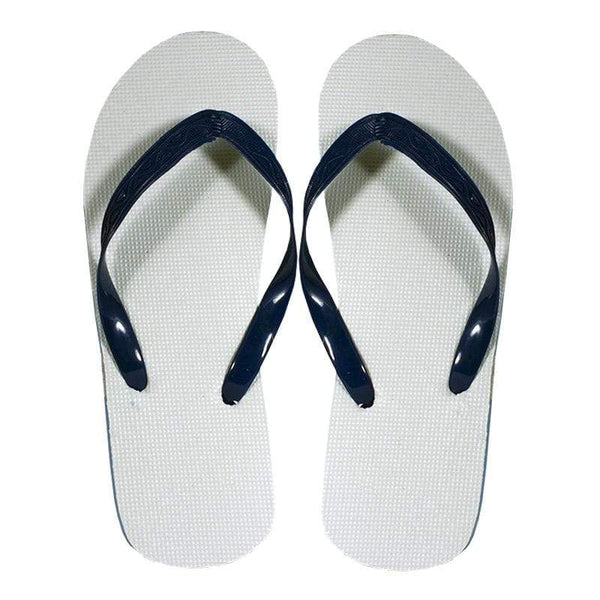 Men's V Strap Flip Flops - Assorted Sizes & Colors