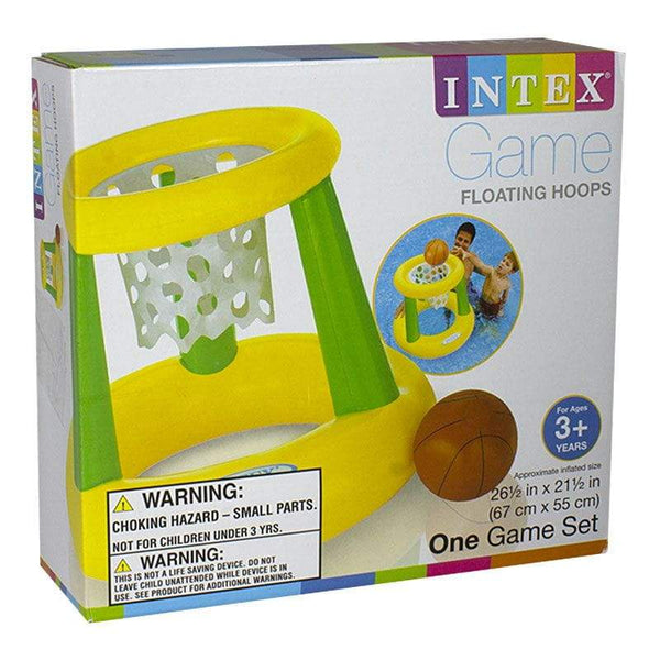 Intex Floating Basket Ball Game