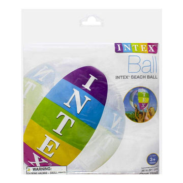 zzDISCONTINUED - Intex Beach Ball - 36 in.