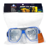 Water Gear Sport PVC Swim Mask