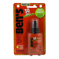 Ben's 30% Deet Tick and Insect Repellent - 1.25 oz.
