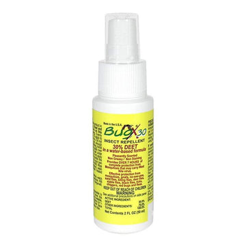 BugX 30% Deet Insect Repellent - 2 oz. Pump