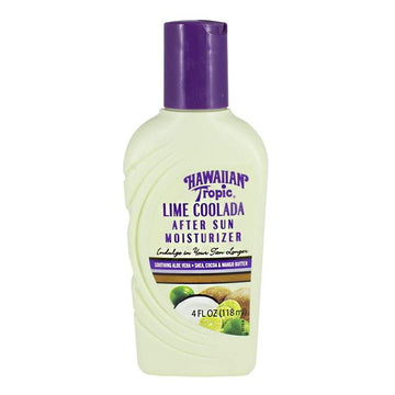 zzDISCONTINUED - Hawaiian Tropic Lime Coolada After Sun Moisturizer - 4 oz.