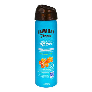 zzDISCONTINUED - Hawaiian Tropic Island Sport SPF 30 - 1.8 oz.