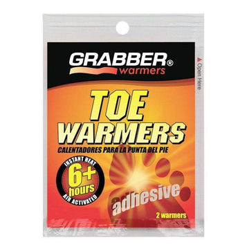 Toe Warmers - 1 Pair