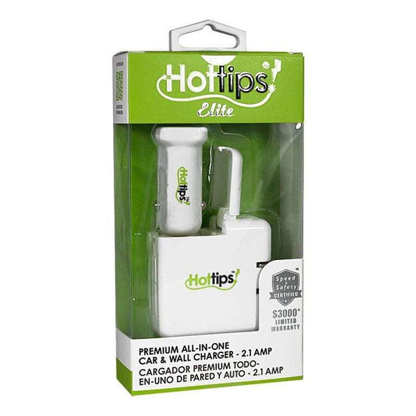 Hottips All-In-One Charger - 2.4 AMP