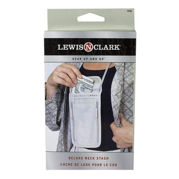 zzDISCONTINUED - Lewis N. Clark Deluxe Neck Stash