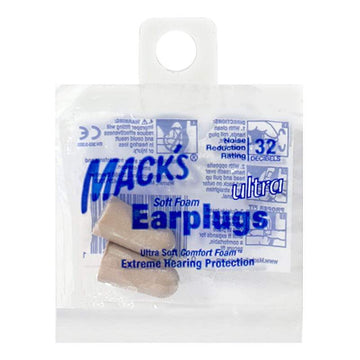 Mack's Ultra Soft Foam Earplugs Singles - 1 Pair