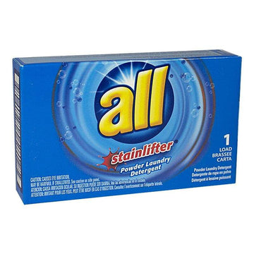 ALL Ultra Powder Laundry Detergent - 2 oz.
