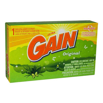 Gain Powder Laundry Detergent - 1.3 oz.