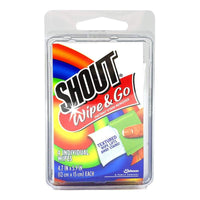 Shout Wipes - Pack of 4