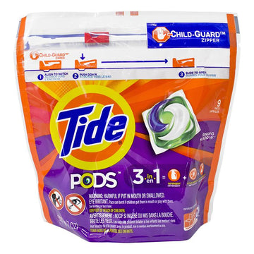 Tide Pods Spring Meadow - Pack of 9