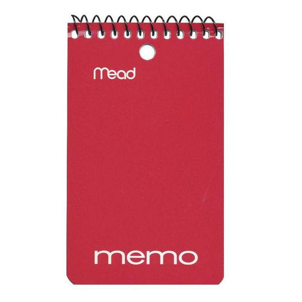 Spiral Memo Books - 3 in. x 5 in.