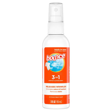 Bounce Rapid Touch-Up Wrinkle Release Spray – 3 oz.