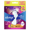 Always Radiant Regular Pads Size 1 - Pack of 3