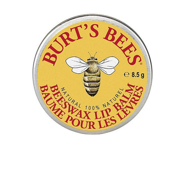 Burt's Bees Beeswax Lip Balm Tin - 0.30 oz.