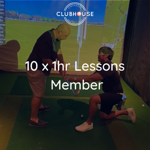 10 x Lesson - Member Package