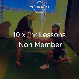 10 x Lesson - Non Member Package
