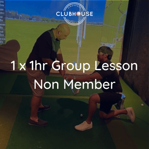 1 x Group Lesson - Non Members (2 Pax)