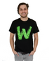 Creeper W - T-shirt Zwart