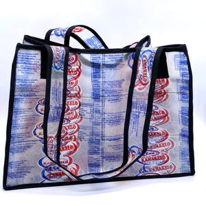 Recycled Plastic Tote