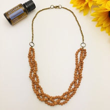 Load image into Gallery viewer, Multi-strand Aromatherapy Necklace