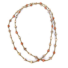 Load image into Gallery viewer, Colore Necklace Peach