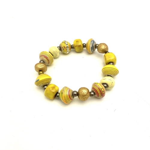 Hatian Signature Bracelet Sunflower