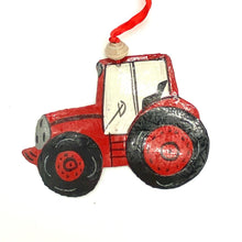 Load image into Gallery viewer, Tractor Ornaments