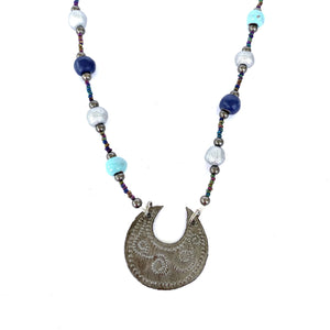 Warrior Medallion Necklace